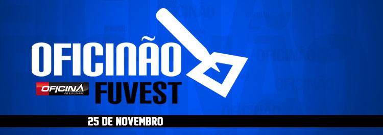 OFICINÃO FUVEST 2017: REVISÃO FINAL