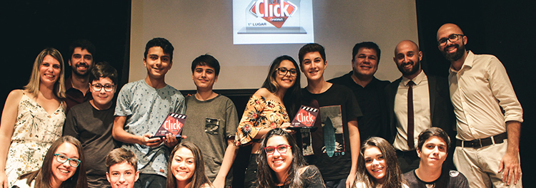 CONFIRA OS VENCEDORES DO DÊ O CLICK 2018