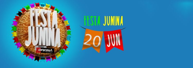 FESTA JUNINA ESQUENTA OFICINA DO ESTUDANTE