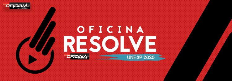 CORREÇÃO COMPLETA UNESP 2020!