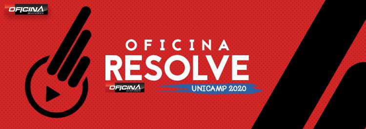 CORREÇÃO COMPLETA UNICAMP 2020!