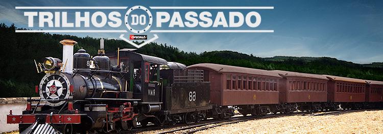 NOS TRILHOS DO PASSADO 2020!