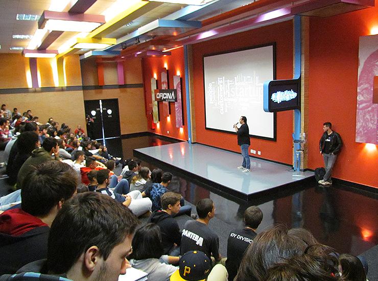 Palestra: O que são Startup