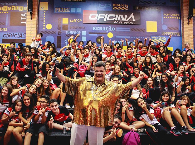 Tim maia cover se apresenta na oficina - Curso Pré Vestibular Campinas e Ensino Médio Campinas OFICINA DO ESTUDANTE