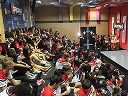 Popcorn oficina 2014 - Curso Pré Vestibular Campinas e Ensino Médio Campinas OFICINA DO ESTUDANTE