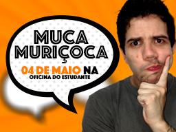 Youtuber muca muriçoca se apresenta na oficina - Curso Pré Vestibular Campinas e Ensino Médio Campinas OFICINA DO ESTUDANTE