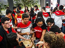 Oficina desafio - Curso Pré Vestibular Campinas e Ensino Médio Campinas OFICINA DO ESTUDANTE