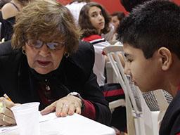 Encontro de gerações resgata memória familiar  - Curso Pré Vestibular Campinas e Ensino Médio Campinas OFICINA DO ESTUDANTE
