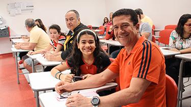 Olimpíada Científica Pais e Filhos  - Cursinho Campinas Oficina do Estudante - PRÉ-VESTIBULAR CAMPINAS - O curso que mais aprova nos vestibulares da Unicamp,Fuvest,Unesp,Ufscar,Unifesp.