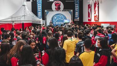 Fan Fest  - Cursinho Campinas Oficina do Estudante - PRÉ-VESTIBULAR CAMPINAS - O curso que mais aprova nos vestibulares da Unicamp,Fuvest,Unesp,Ufscar,Unifesp.
