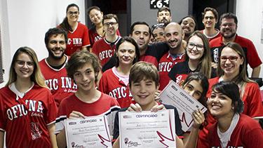 Makers  - Pré Vestibular Campinas  - Ensino Médio Campinas - OFICINA DO ESTUDANTE