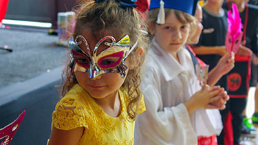 Carnaval Oficina do Fund I  - Pré Vestibular Campinas  - Ensino Médio Campinas - OFICINA DO ESTUDANTE