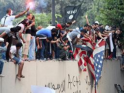 """Os movimentos """"anti-americanos"""" no mundo árabe - Curso Pré Vestibular Campinas e Ensino Médio Campinas OFICINA DO ESTUDANTE"""