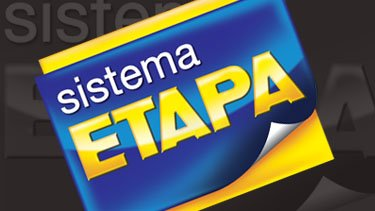 SISTEMA DIDÁTICO ETAPA - Um sistema campeão